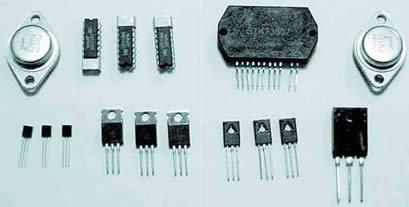 Elektronikte Transistör Nedir ?